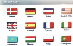 Language Selection Symbols - Irrlicht3d.org