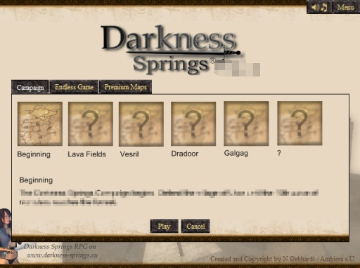 Designing Game Menus Irrlichtdorg - Game menu design